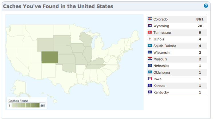 12 states so far...