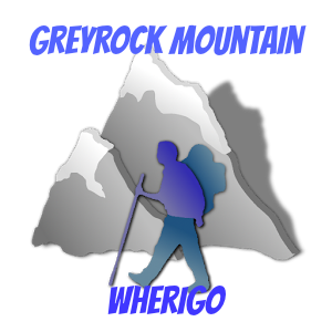 Wherigo hiker logo